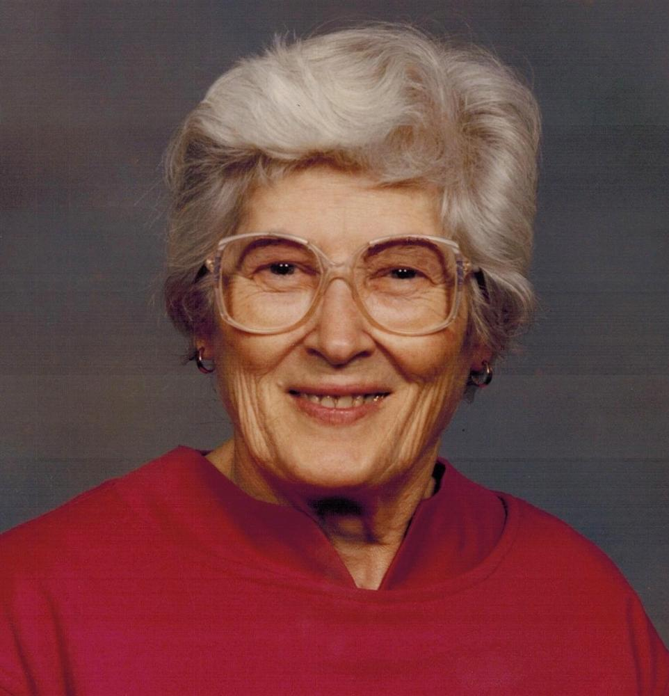 Obituary of Glenna McClamrock | RIVERVIEW FUNERAL HOME - Personal, .